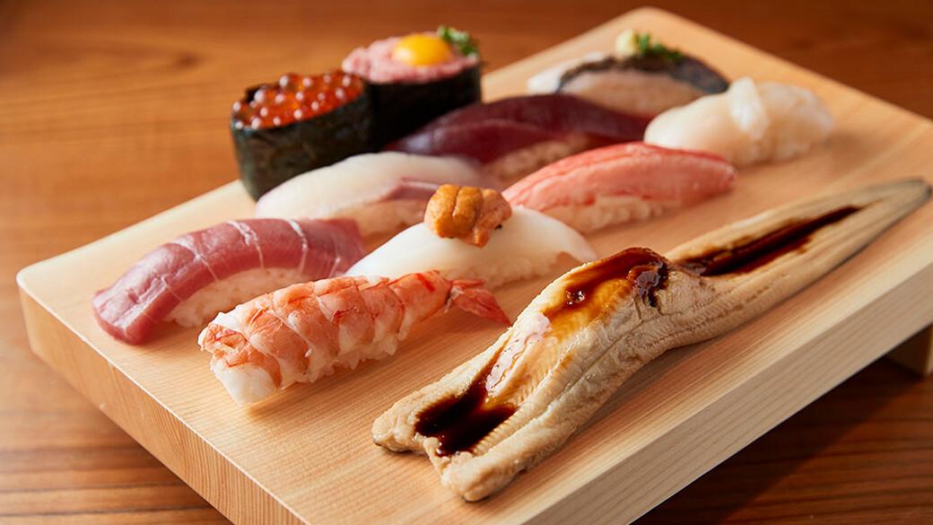 Tsukiji Tama Sushi Sasashigure